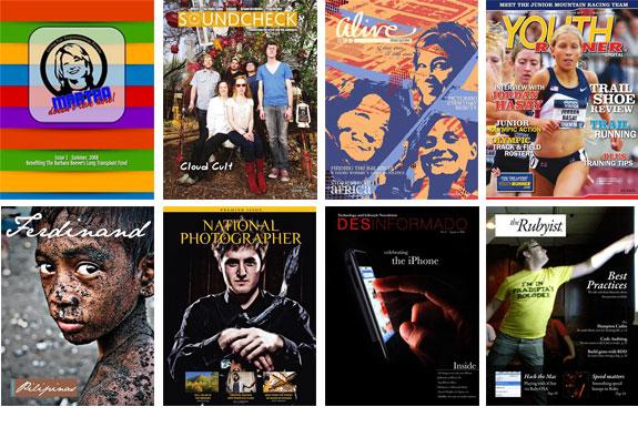 Self-Publish Your Own Magazine