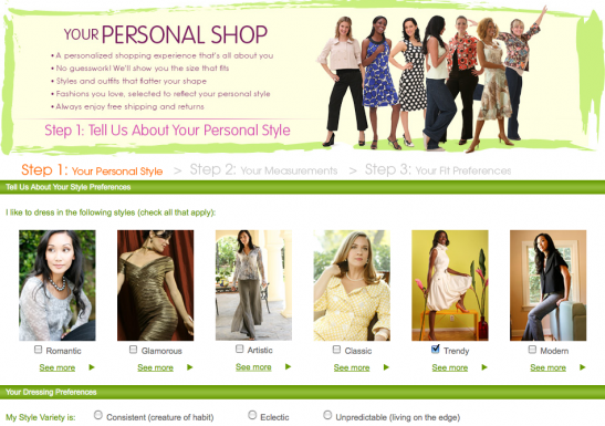 cool online store  My Shape