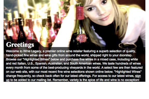 Always Buy A Good Bottle Of Wine Online