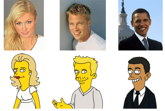 Simpsonize Yourself