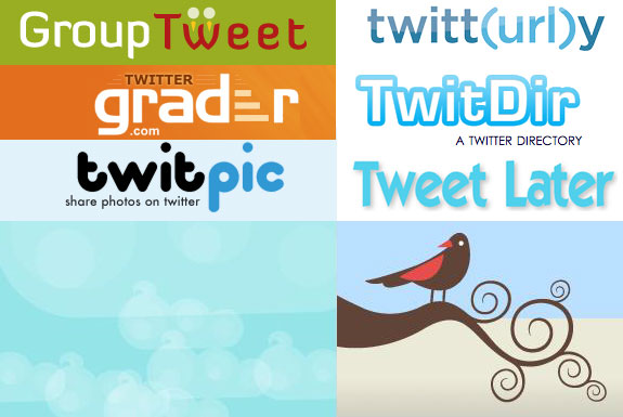 The Best Twitter-Related Applications & Websites