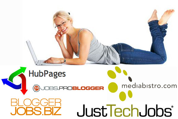 Cool Sites For Finding Blog Jobs