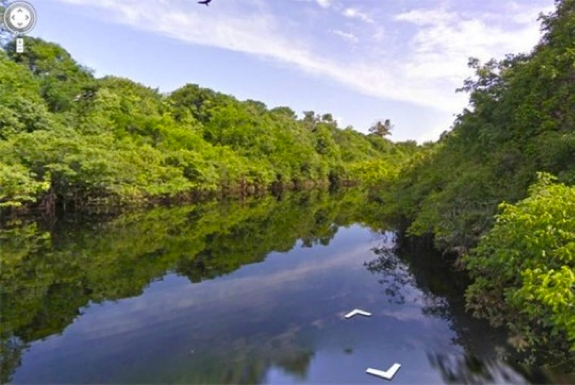 Take a Google Street View Tour of the Amazon