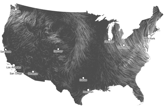 The Wind Map