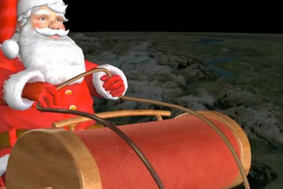 How To Stalk Santa (Digitally)