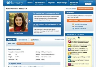 Eharmony vs other dating sites