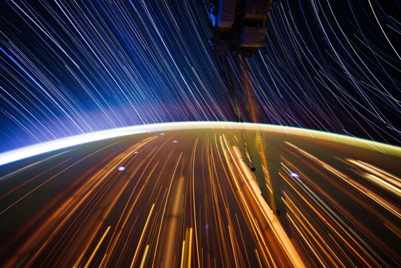 Get a Gripping, Terrifying Timelapse View of Earth