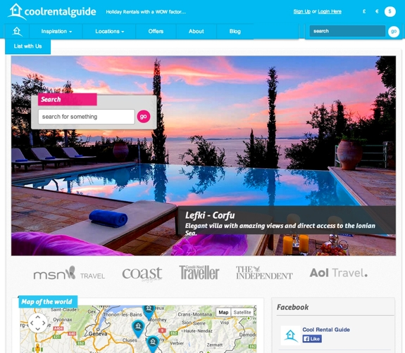 Travel Websites Best Of Spot Cool Stuff The Best Websites For Finding A  Vacation Home Rental
