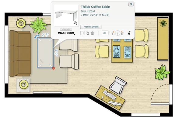 Make Your Own Room Online